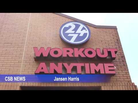 News about Health in the U.S. at Workout Anytime 24/7 with Jansen Harris.
