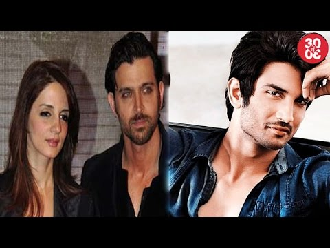 Hrithik Roshan Upsets Sussanne | Sushant Gets Repl