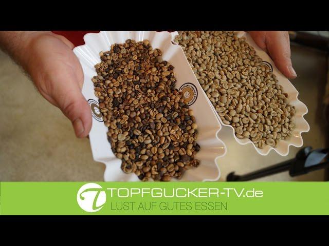 DIY   Wie wird Kaffee geröstet?   Topfgucker-TV