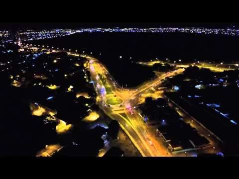 Phantom 3 Advanced - Night Video