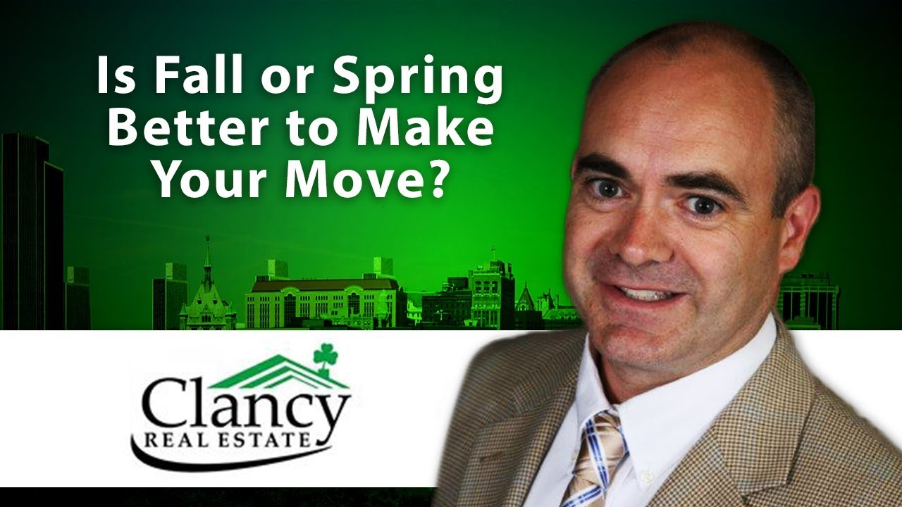 Is Fall or Spring the Better Market for Home Sales in the Albany Area?