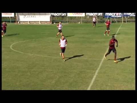4-4-2 o 4-2-3-1, queste le opzioni per l'Arezzo in vista della Pro Piacenza