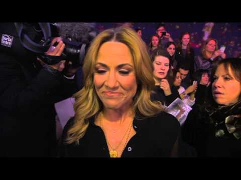 SNL Sheryl Crow SNL 40th red Carpet Screenslam Compress
