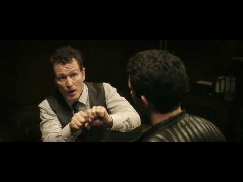 Scott Adkins fight (4) Accident Man