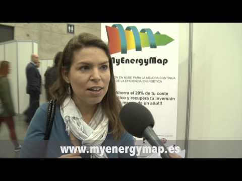 My Energy Map en Focus Business 2014