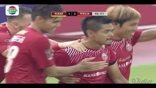 Video MITRA KUKAR (1) VS PERSIJA (3) - Highlight | Piala Presiden 2018 MP3, 3GP, MP4, WEBM, AVI, FLV Mei 2018