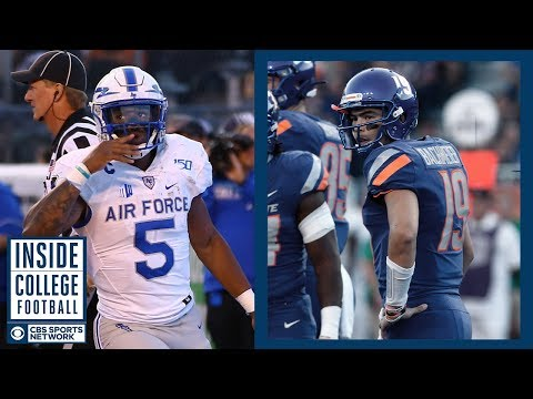 Video: Air Force at #20 Boise State Recap | Inside College Football