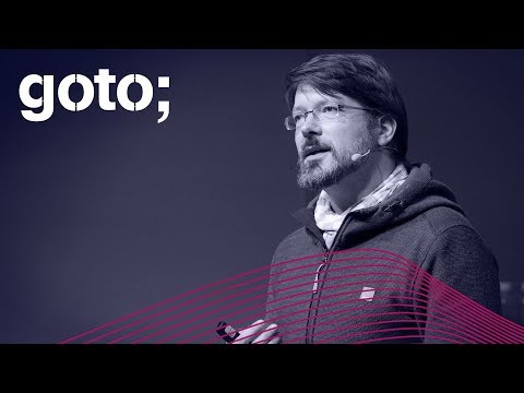 GOTO 2018 • Reaching Beyond Traditional Boundaries with Clojure • Phil Hofmann