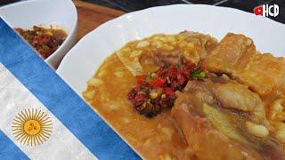 A - Cocina tradicional: locro argentino