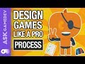 Game Design Process: Designing Your Video Game