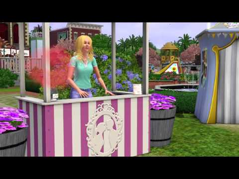 Producer - Get an inside look at winter snowball fights, spooky day at the fall festival, spring flings, and summer days at the beach with The Sims 3 Seasons Producer W...