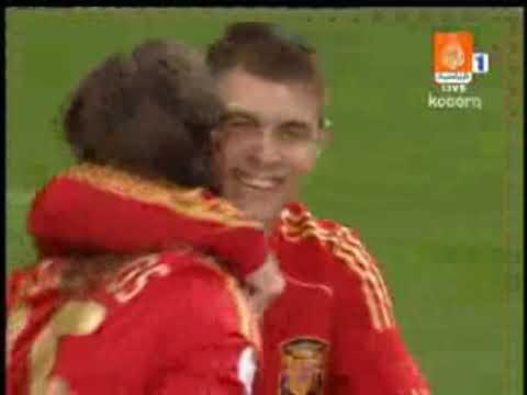 Goles de Ramos con España
