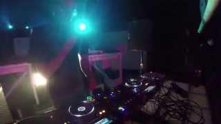 Roman Fluegel - Live @ Outcast Torino 2014