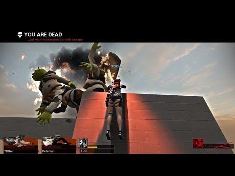 Left 4 Dead Tập 14: Khi Tank làm Jason =))