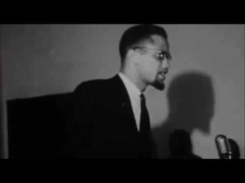 Malcolm X -  The House Negro and the Field Negro