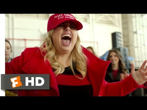 Pitch Perfect 3 (2017) - Riff-Off Scene (2/10) | Movieclips
