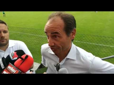 Palermo, il punto del ds Lupo a conclusione del ritiro