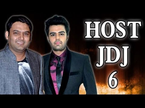 Kapil Sharma & Manish Paul HOST Jhalak Dikhla Jaa 6