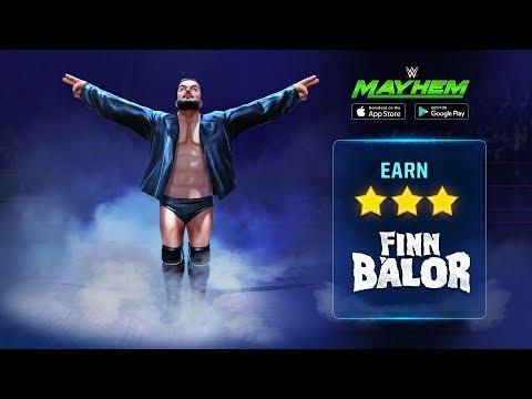 Earn 3 Star HighFlyer Finn Balor | WWE Mayhem | Highflyer Week Promo