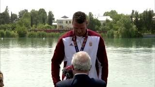 2015 Baku K1 200m Men Canoe Sprint European Games