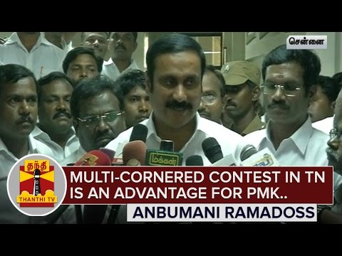 Multi-cornered-contest-in-TN-Elections-is-an-Advantage-for-PMK--Anbumani-Ramadoss