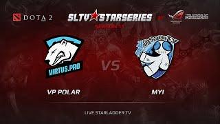 VP.Polar vs mYi, game 1