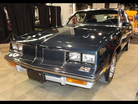 1986 Oldsmobile Olds 442 @ World Of Wheels - My Car Story with Lou Costabile