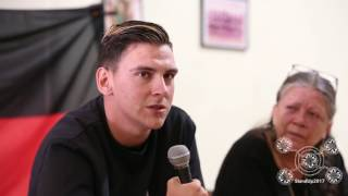 Dylan Voller Speaks About His Time In Youth Detention