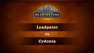 Leadpaint vs Cydonia, game 1