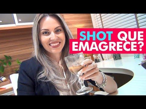 SHOT EMAGRECEDOR E ENERGIZANTE - NUTRICIONISTA JACIARA PETRY