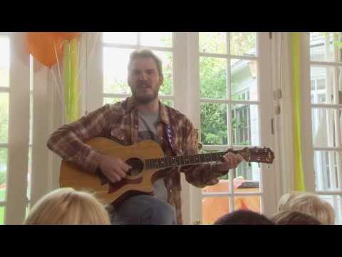 The best Andy Dwyer song from Parks and Rec was filmed but never shown.