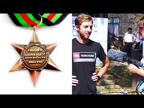 (QNET Gurkha Trailblazer 2018 : An interview with 12KM winner ...2 min, 19 sec.)