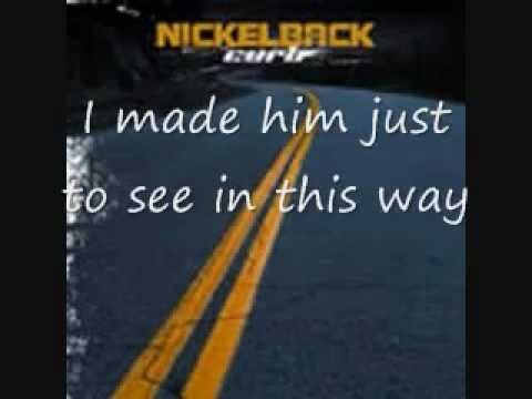 Nickelback - Pusher lyrics