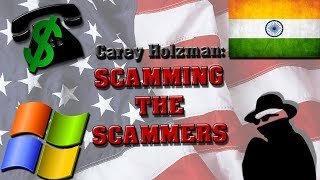 Scamming an IRS Scammer - 502-383-4017 or try 480-800-6200