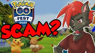 I Was Going To Call Pokemon GO Fest 2020 A SCAM! by Verlisify