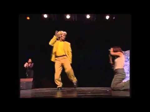 mangaye danse sur CASSIYA