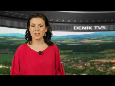 TVS: Deník TVS 11. 11. 2017