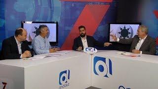 La visita de Juanma Moreno y la reconversión económica de la provincia, en Granada a Debate