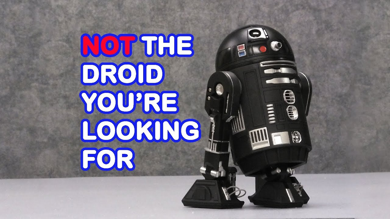 3D Printed Star Wars Droid Replica Video Tutorial