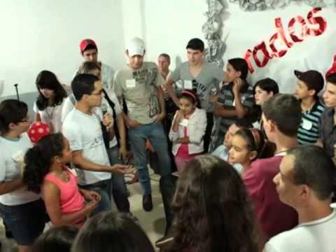 Ministério Jovem RCC - Gloria de Dourados - 2013
