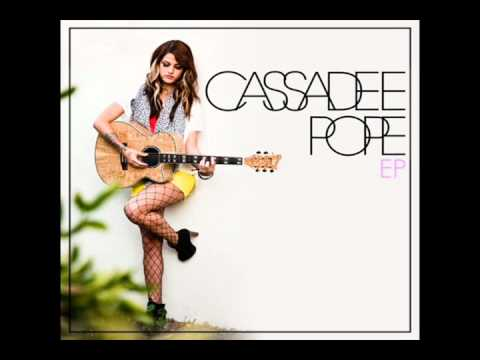 Cassadee Pope- I Guess We're Cool (lyrics)