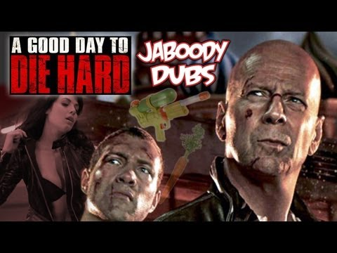 Jaboody Dubs: A Good Day to Die Hard Trailer Video