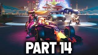 The Crew 2 Gameplay Walkthrough Part 14 - RACING A RED BULL F1 CAR (Full Game)