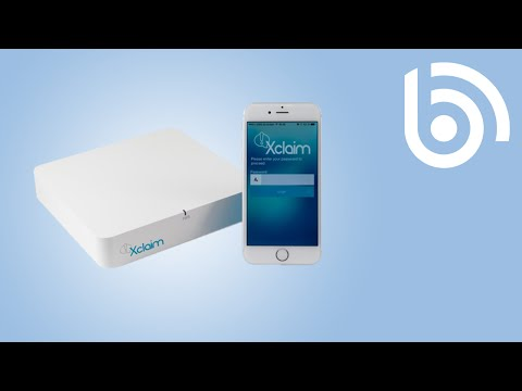 Xclaim Access Point Demo Video