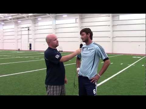 Northwood Men's Soccer - Luke Ruff Interview