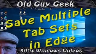 Edge under Windows 10 Creators Update keeps getting better and better. Besides new Extensions and other improvements, here's a couple of changes to the Tab function that are nice additions that you can actually use.