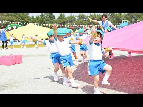 平成29年度東岩槻幼稚園運動会「パラバルーン」