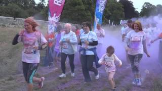 Perthshire United Kingdom  city images : Run or Dye Fundraising Fun Run Scone Palace Perth Perthshire Scotland