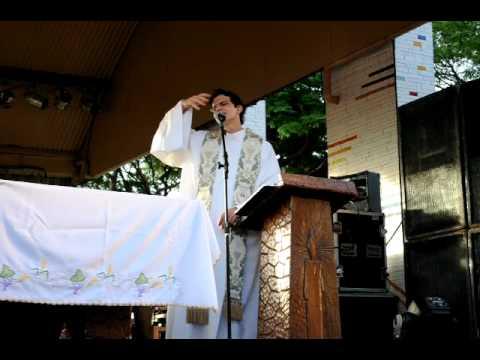 Padre Reginaldo Manzotti em Tupãssi,PR
