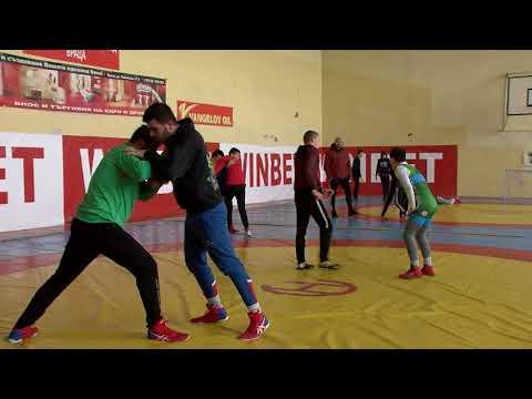 Спорт 15-01-2021 - борба